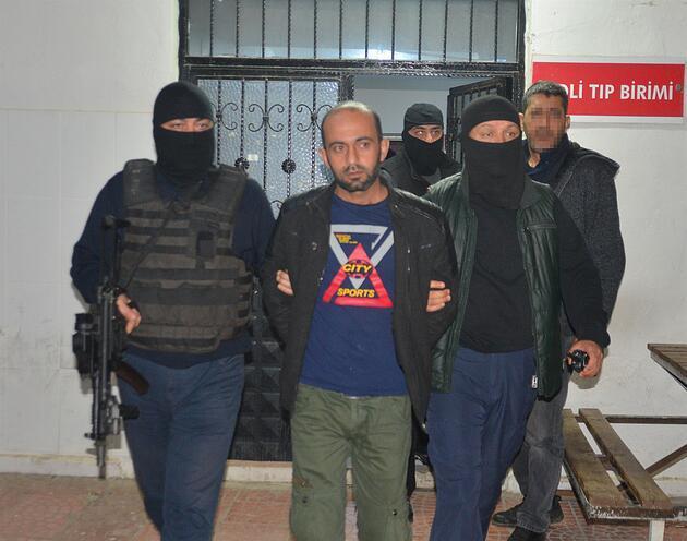 Adana'da DEAŞ operasyonu: 13 gözaltı