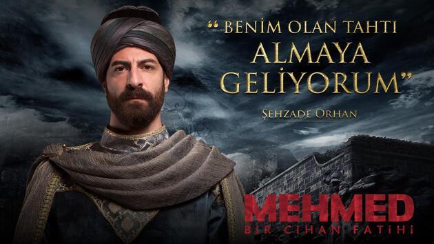 Mehmed Bir Cihan Fatihi'nde hangi oyuncu hangi karakteri canlandırıyor?