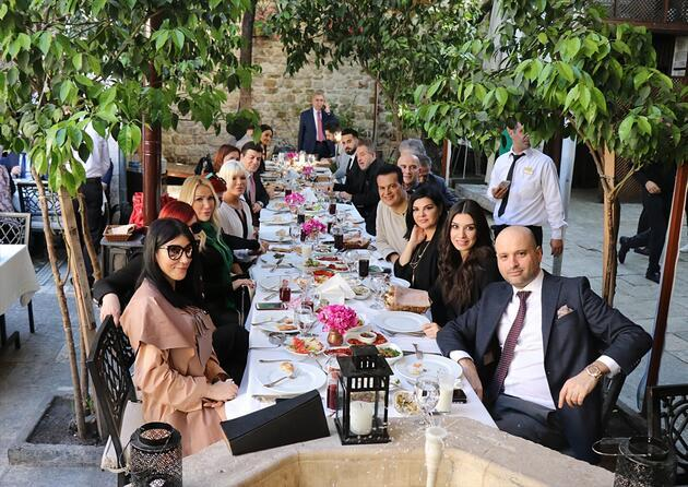 Sanatçılar ve sporcular, Mehmetçiğe destek için Hatay'a gitti