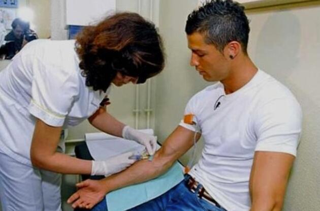 Ronaldo'nun neden dövme yaptırmadığı ortaya çıktı