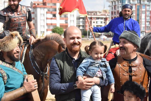 Bilal Erdoğan: Türkiye'de at binmek ya sosyete sporu ya köylü işi görüldü
