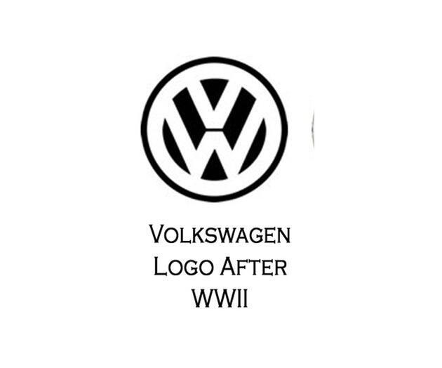 Volkswagen logosu değişiyor