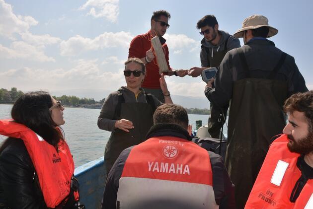 İznik Gölü tehdit altında