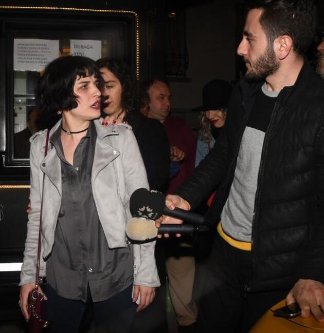 Gonca Vuslateri ve Kerem Alışık aşk mı yaşıyor?
