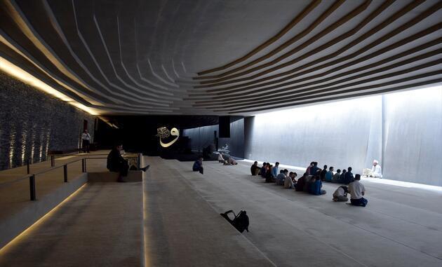 "Modern cami: ""Sancaklar Camisi"""