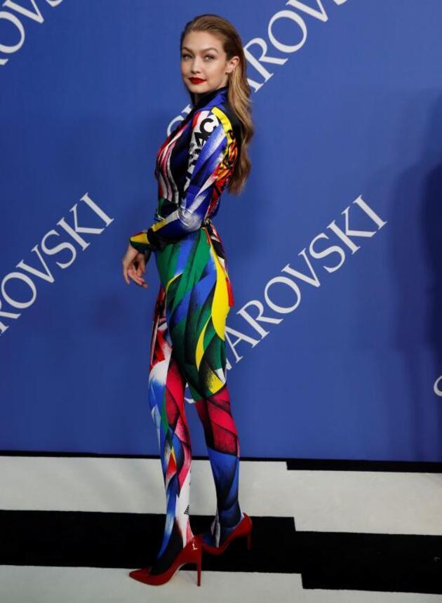Moda dünyasının Oscar töreninde yıldız yağmuru