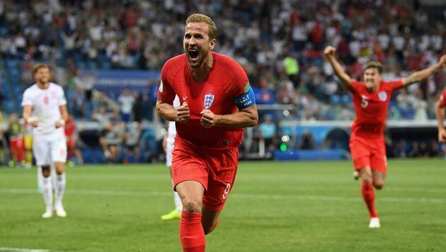 2018 Dünya Kupası gol krallığı sıralaması