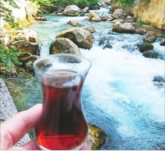 En güzel çay nerede içilir?