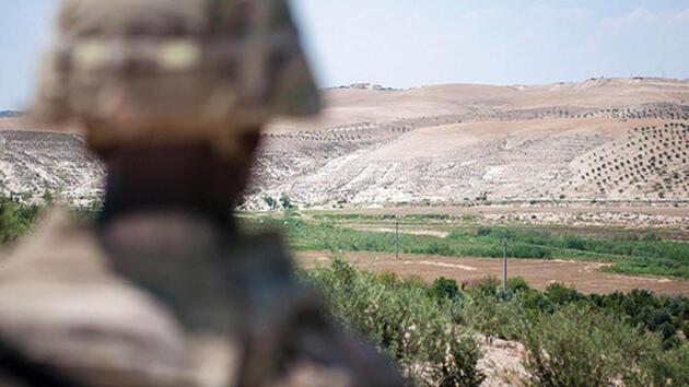 Pentagon yayımladı: Menbiç'te devriye fotoğrafları