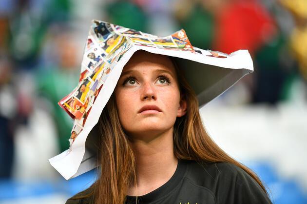 Dünya Kupası güzelleri