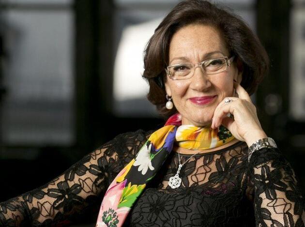 Mülteciydi, dünyanın en zengin kadınlarından biri oldu