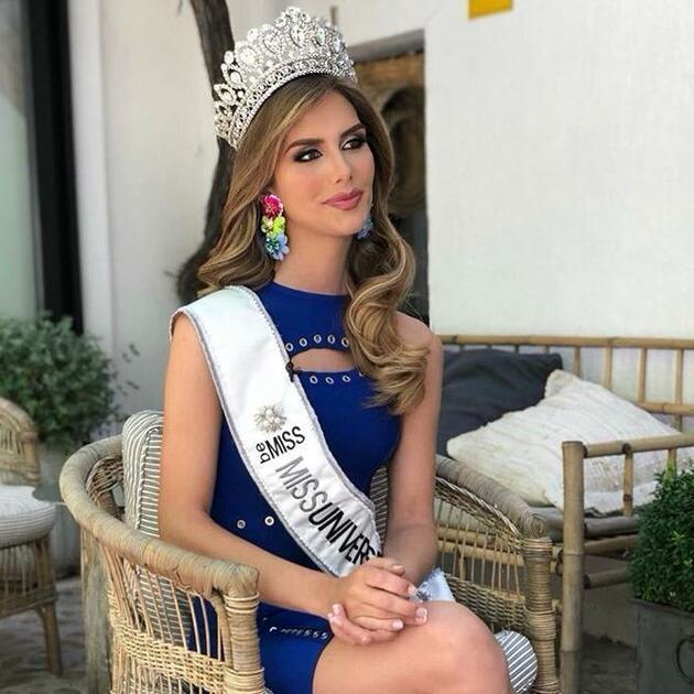 Miss Universe'te yarışma hakkı elde eden ilk transseksüel oldu