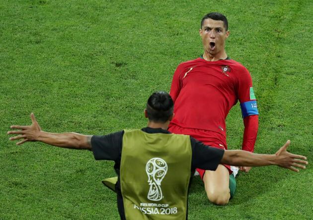 Reuters Dünya Kupası'nın en iyi 35 fotoğrafını seçti