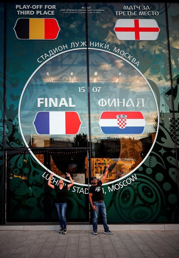 Ruslar Hırvatistan kazansın istiyor