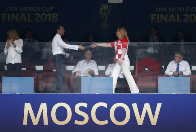 Dünya Kupası finaline damga vuran anlar