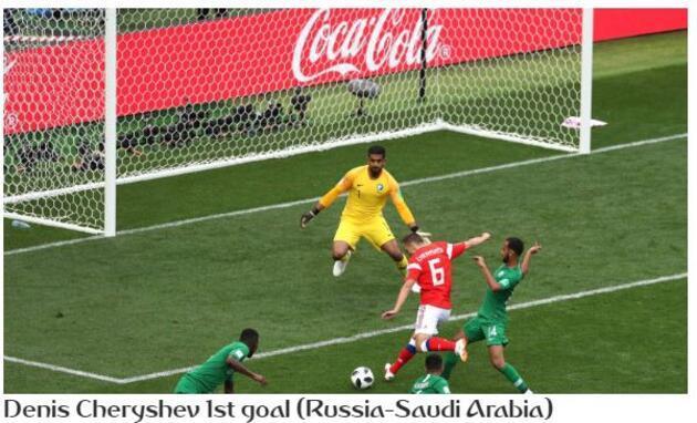FIFA 2018 Dünya Kupası'nın en güzel 18 golü