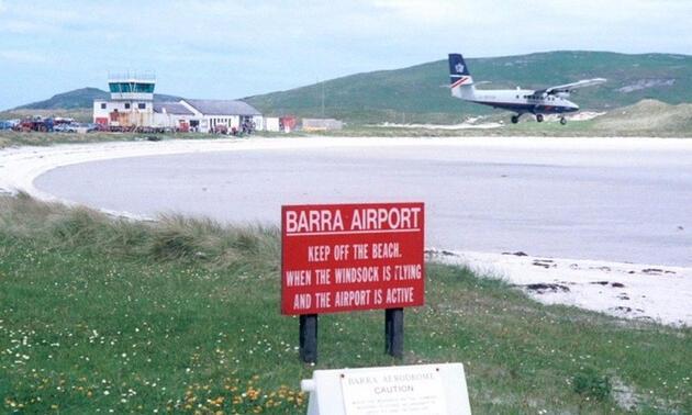 İşte dünyanın en korku veren havaalanları
