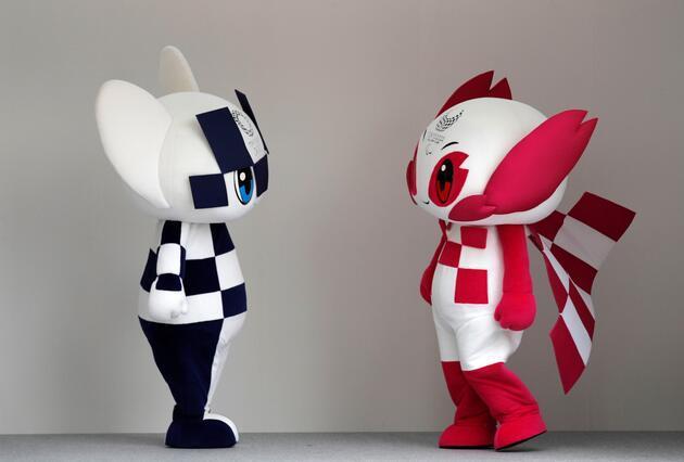 2020 yılında yapılacak Tokyo Olimpiyatları maskotları tanıtıldı