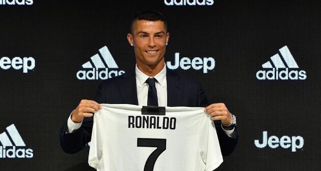 Cristiano Ronaldo'nun ödediği sus payının belgesi yayınlandı