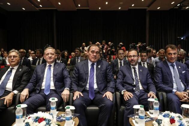 Türkiye Futbol Federasyonu Video Yardımcı Hakem sistemini tanıttı