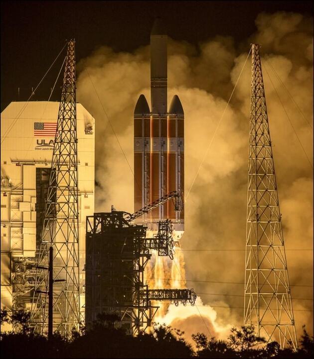 NASA'nın Güneş'e yolculuğu başladı