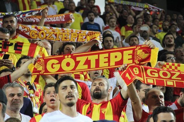 Göztepe'den Fenerbahçe'ye sürpriz