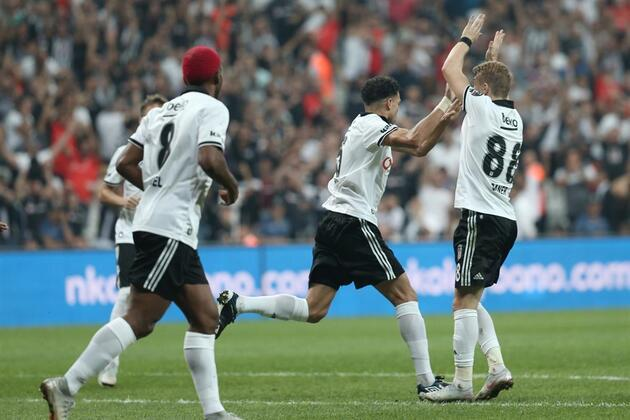 Beşiktaş ayrılığı KAP'a bildirdi