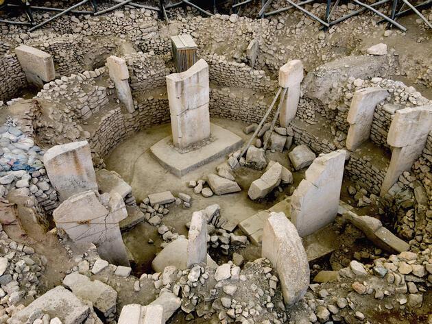 İşte dünyanın en eski yapıları