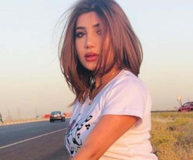 Iraklı model Bağdat'ta öldürüldü