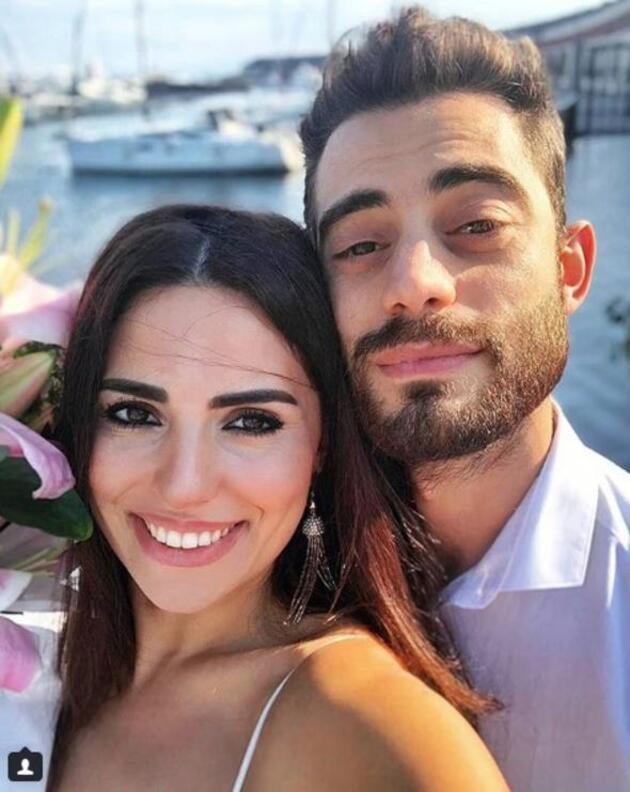 Cevahir Turan evlendi