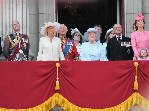 Kraliyet ailesinde 'Erdem' krizi