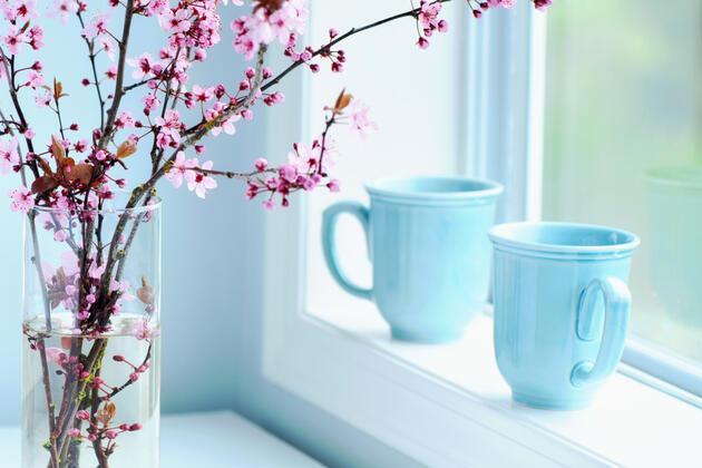 Şeftali çiçeği şans tılsımıyla aşkı kendinize çekin