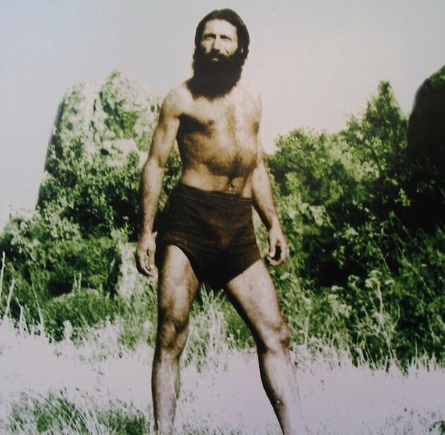 Film değil gerçek: Manisa Tarzanı