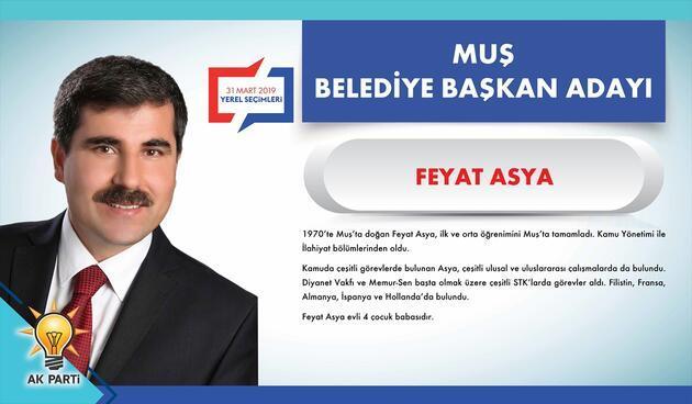 AK Parti'de 20 ilin adayı belli oldu