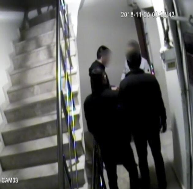 İnternetten erkekleri tuzağa düşürüp soyan Özbek kadın yakalandı