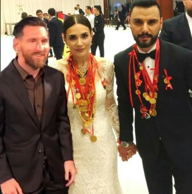 Lionel Messi mizah konusu oldu