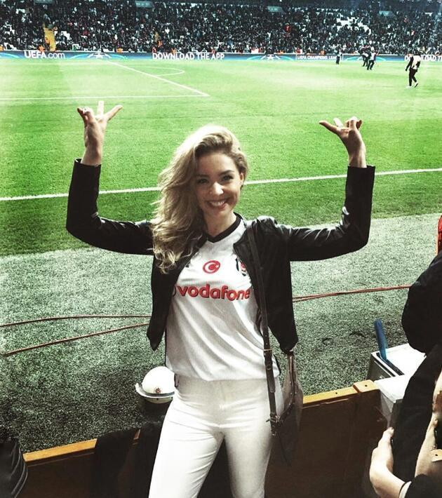 Vanessa Crippa Beşiktaş'ı neden seçtiğini anlattı
