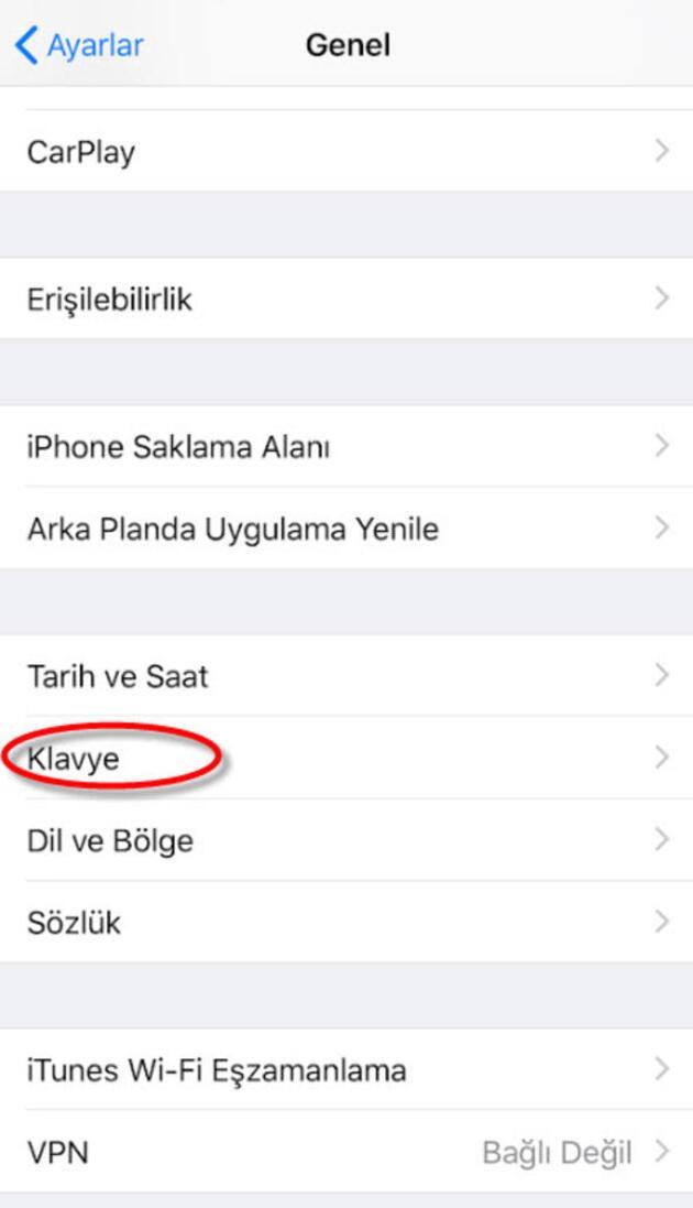 Telefonunuzdaki o gizli özellik ortaya çıktı!