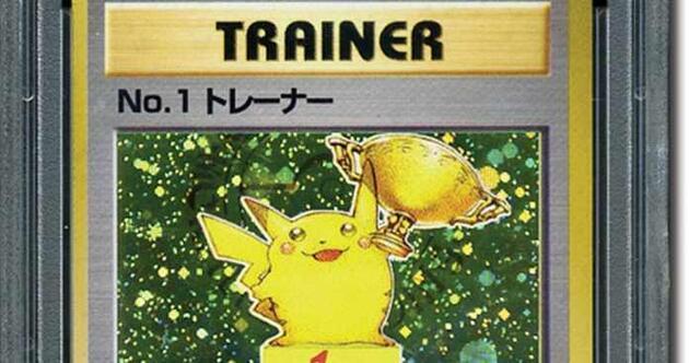 Dünyanın en değerli Pokemon kartları!