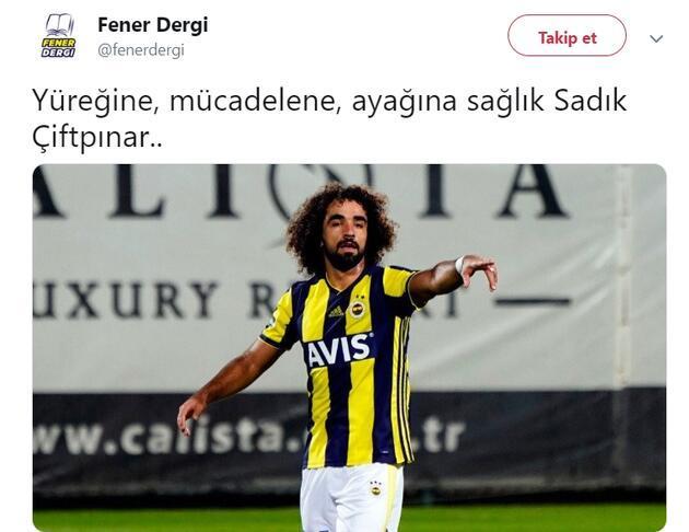 Fenerbahçe taraftarı ona hayran kaldı