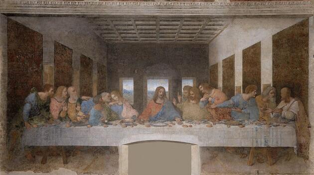 Vatikanlı araştırmacı açıkladı: Kıyamet tarihi 'Son Akşam Yemeği'nde gizli