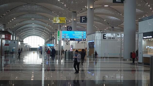 İstanbul Havalimanı'na taşınma 5 Nisan'da başlayacak