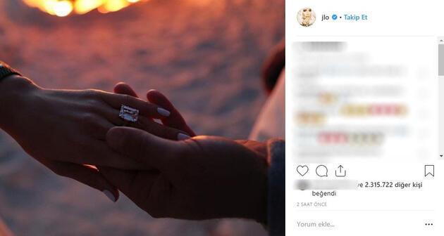 Jennifer Lopez dördüncü kez evleniyor