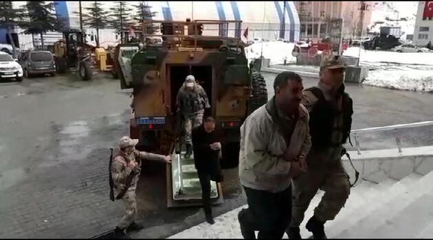 PKK'nın finans kaynağına operasyonda 5 tutuklama