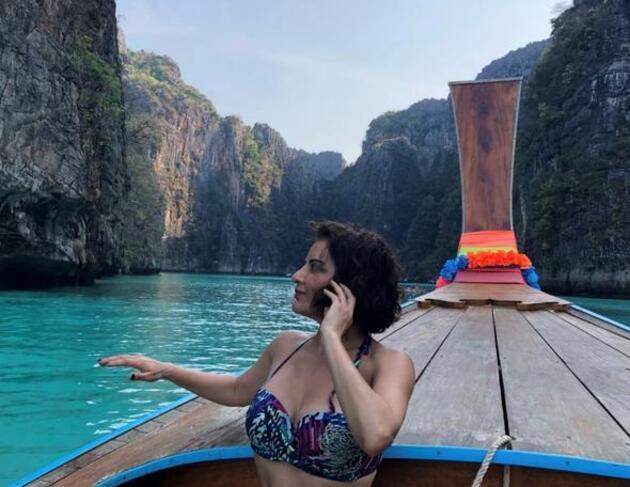 Göksel'in Tayland tatili