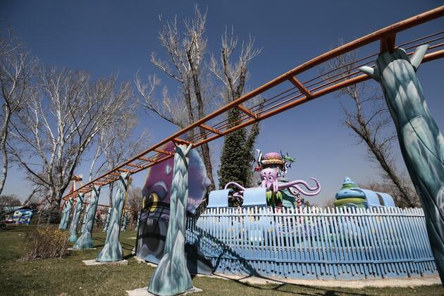 """Ankapark, """"Wonderland Eurasia"""" ismiyle kapılarını ziyaretçilerine açtı"""