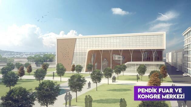 İşte Binali Yıldırım'ın İstanbul projeleri