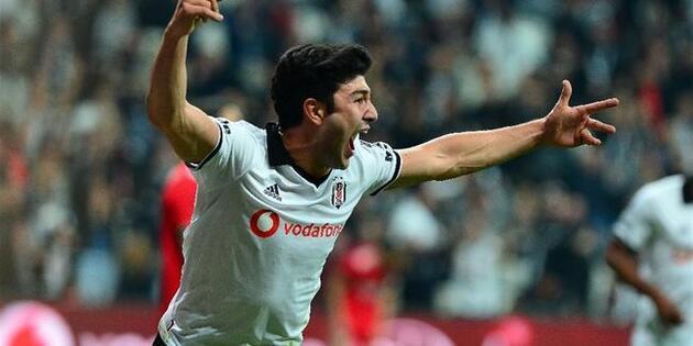 Beşiktaşlı futbolcuların piyasa değerleri değişti