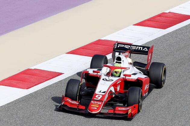 Ferrari kokpitine 12 yıl sonra bir Schumacher oturdu