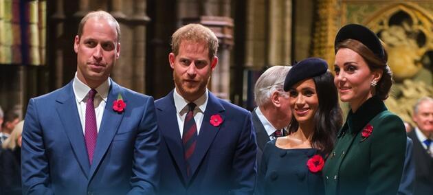 Dudak uçuklatıyor: İşte İngiliz Kraliyet Ailesi'nin serveti!